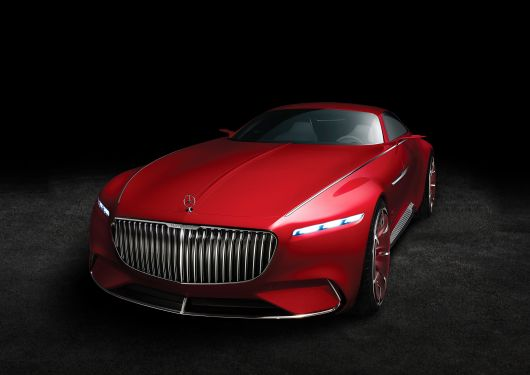 mercedes maybach vision 6 16 06