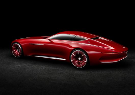 mercedes maybach vision 6 16 07