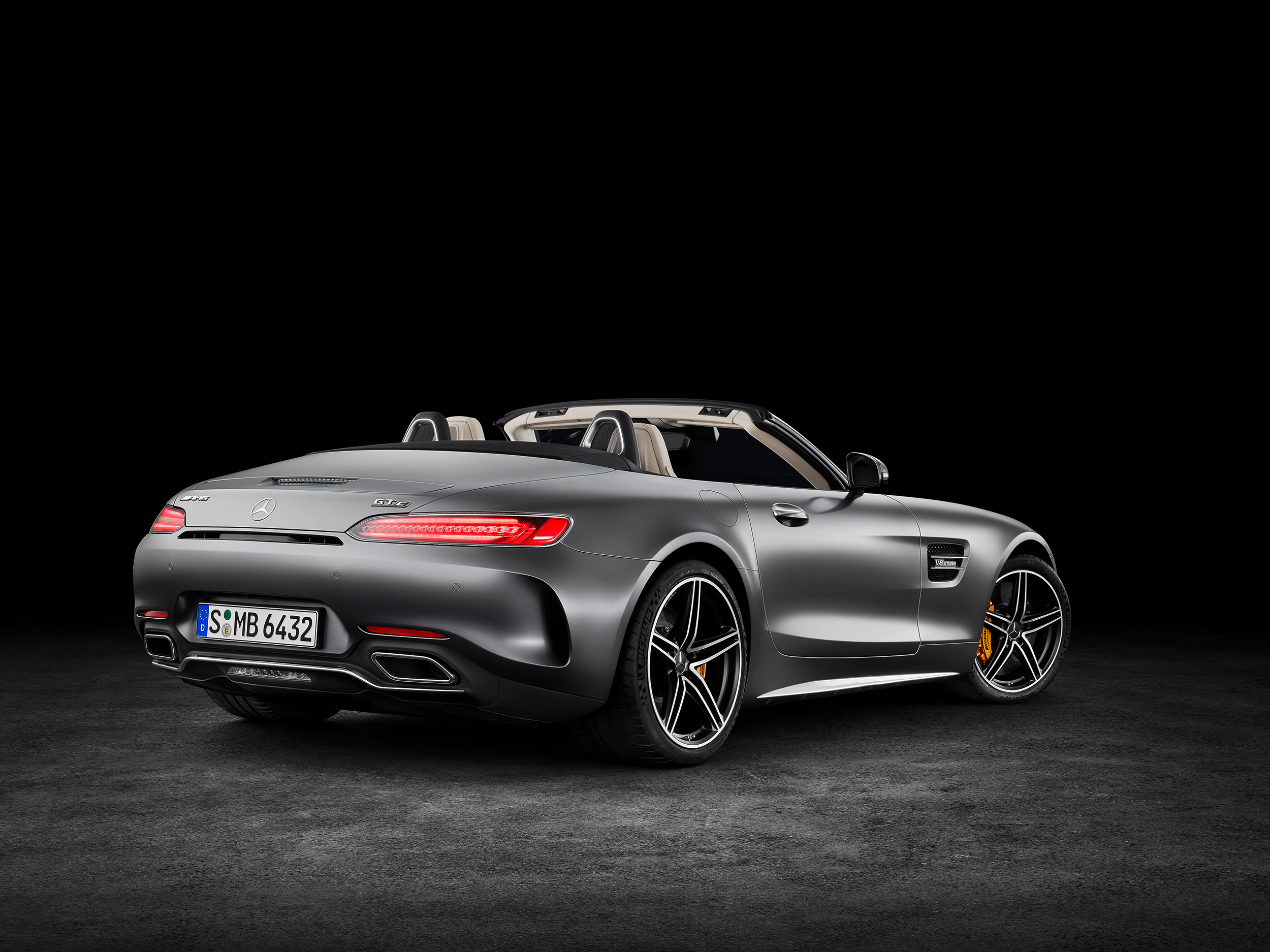 mercedes amg gt c roadster 2018 cartype. Black Bedroom Furniture Sets. Home Design Ideas