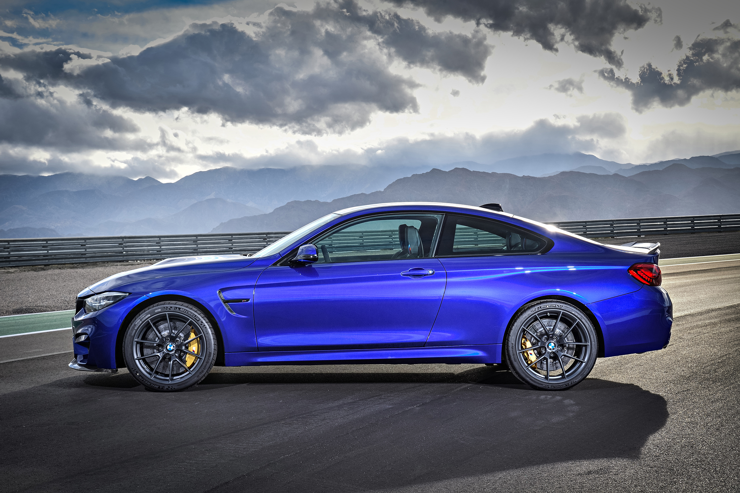 Bmw M4 Cs 2018 Cartype