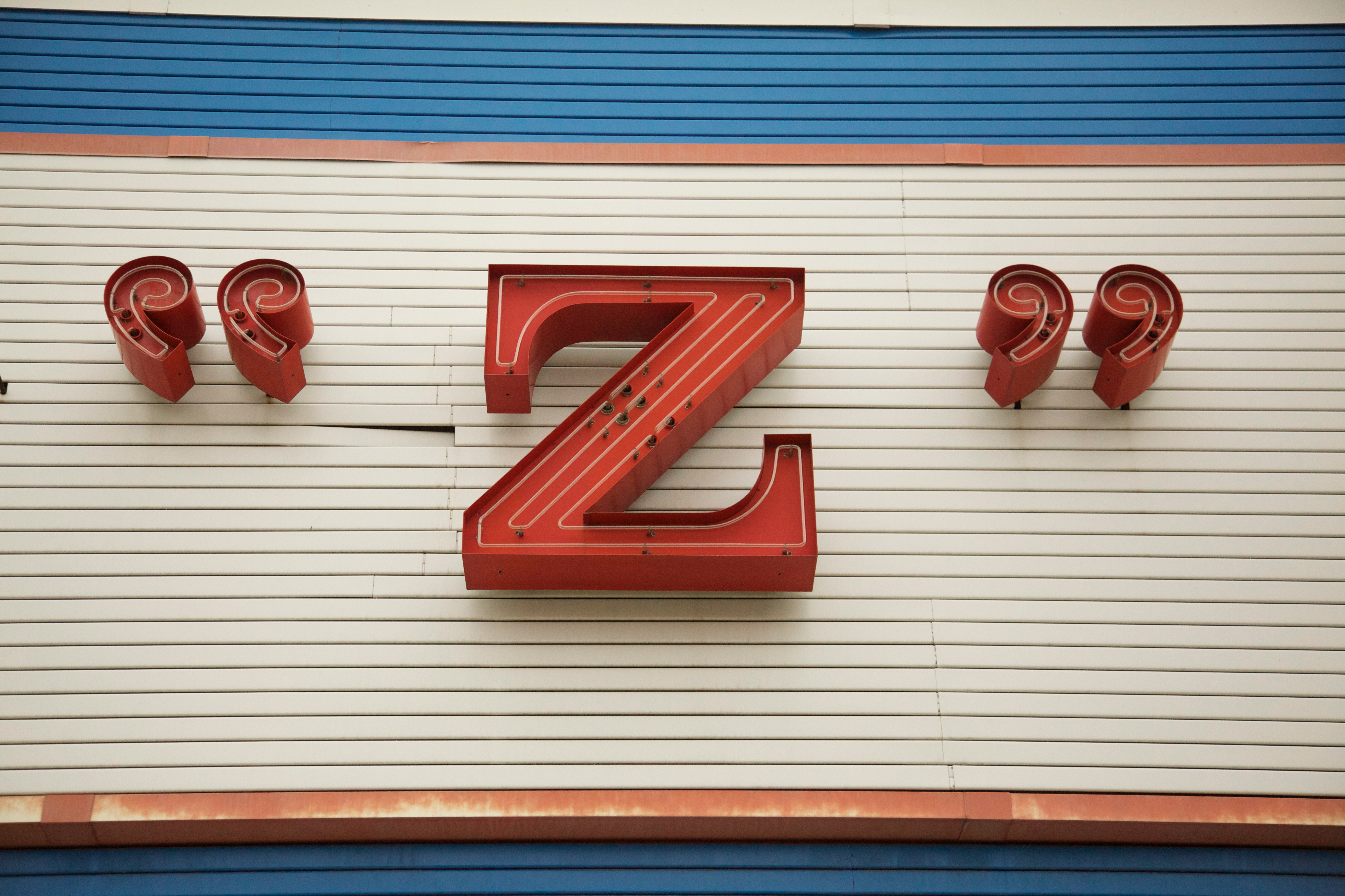 z frank chevrolet dealership sign on 6060 n western avenue in chicago photo by segura