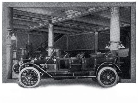 locomobile showroom