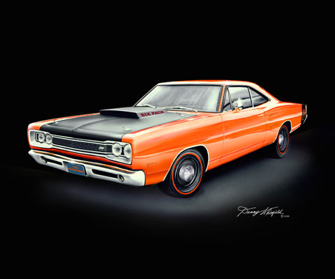 dodge superbee tandard 69