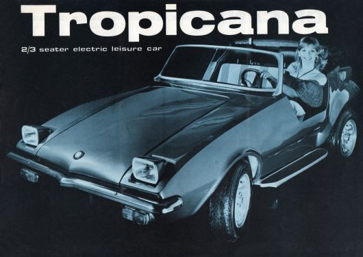 electraction tropicana 76