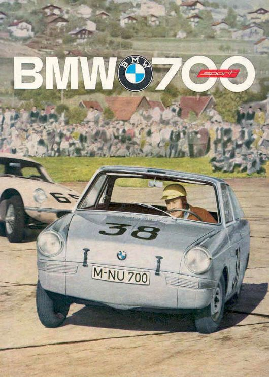 bmw 700 sport race car sales brochure 61