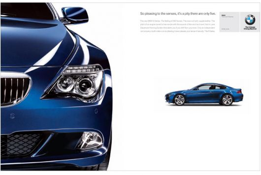 nathanthompson bmw 3series ad a 07