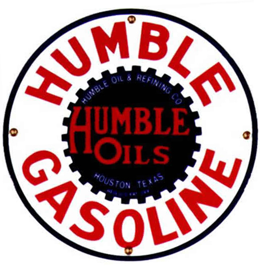 humble oils sign