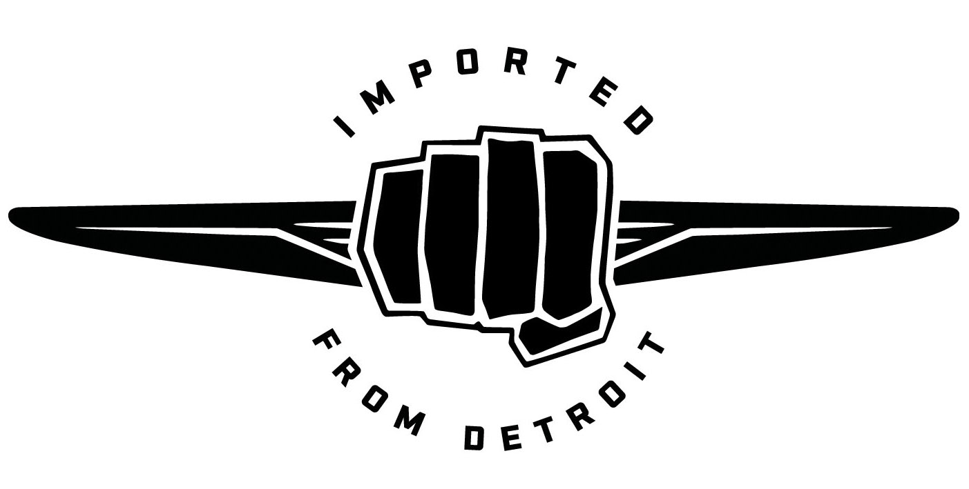 Chrysler related emblems cartype imported from detroit logo biocorpaavc