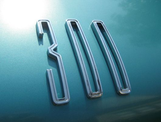 chrysler 300 trunk emblem 1 63
