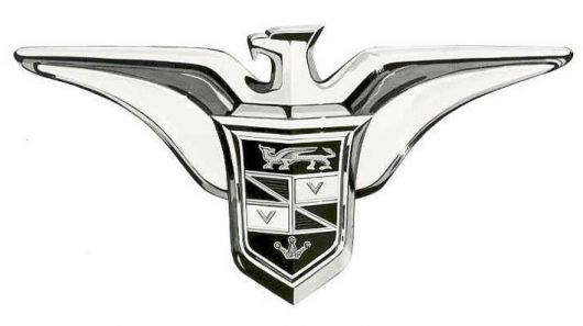 chrysler imperial emblem 56 1