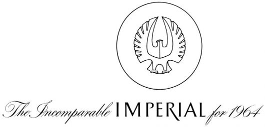 chrysler imperial logo 64