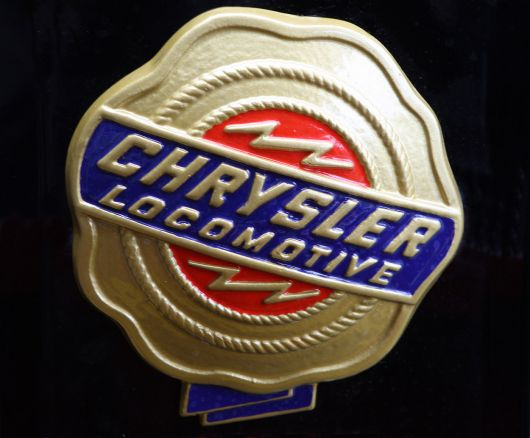 chrysler locomotive logo