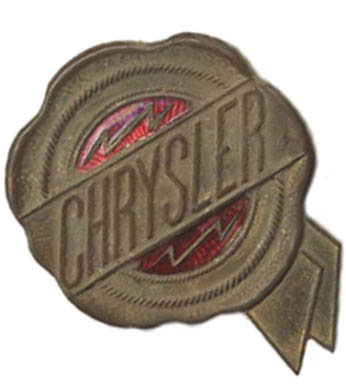 chrysler radiator 30s
