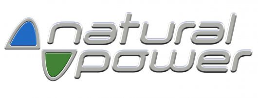 fiat natural power logo