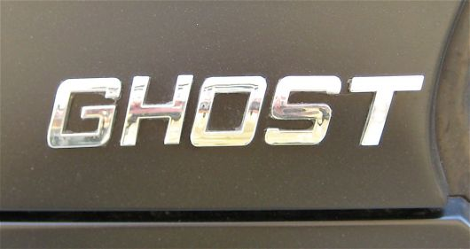 peugeot ghost