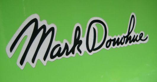 amc javelin sst 390 mark donahue decal 1 70