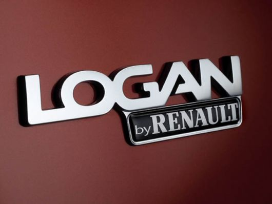 logan by renault emblem