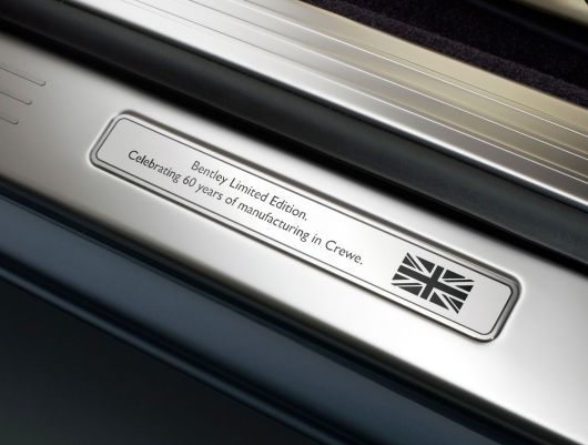 bentley continental gt diamond series crewe sill 06