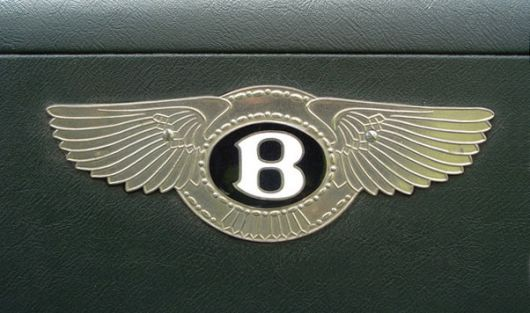bentley old emblem 5