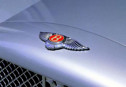 bentley red hood emblem