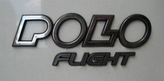 vw polo flight