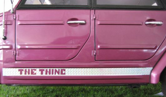 vw the thing decal 1