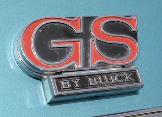 gs by buick emblem buick gs 400 conv sm 69