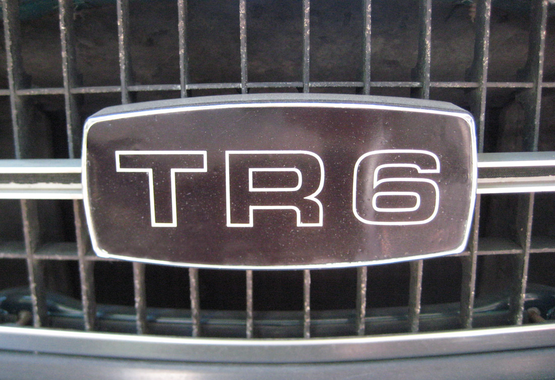 Triumph Related Emblems