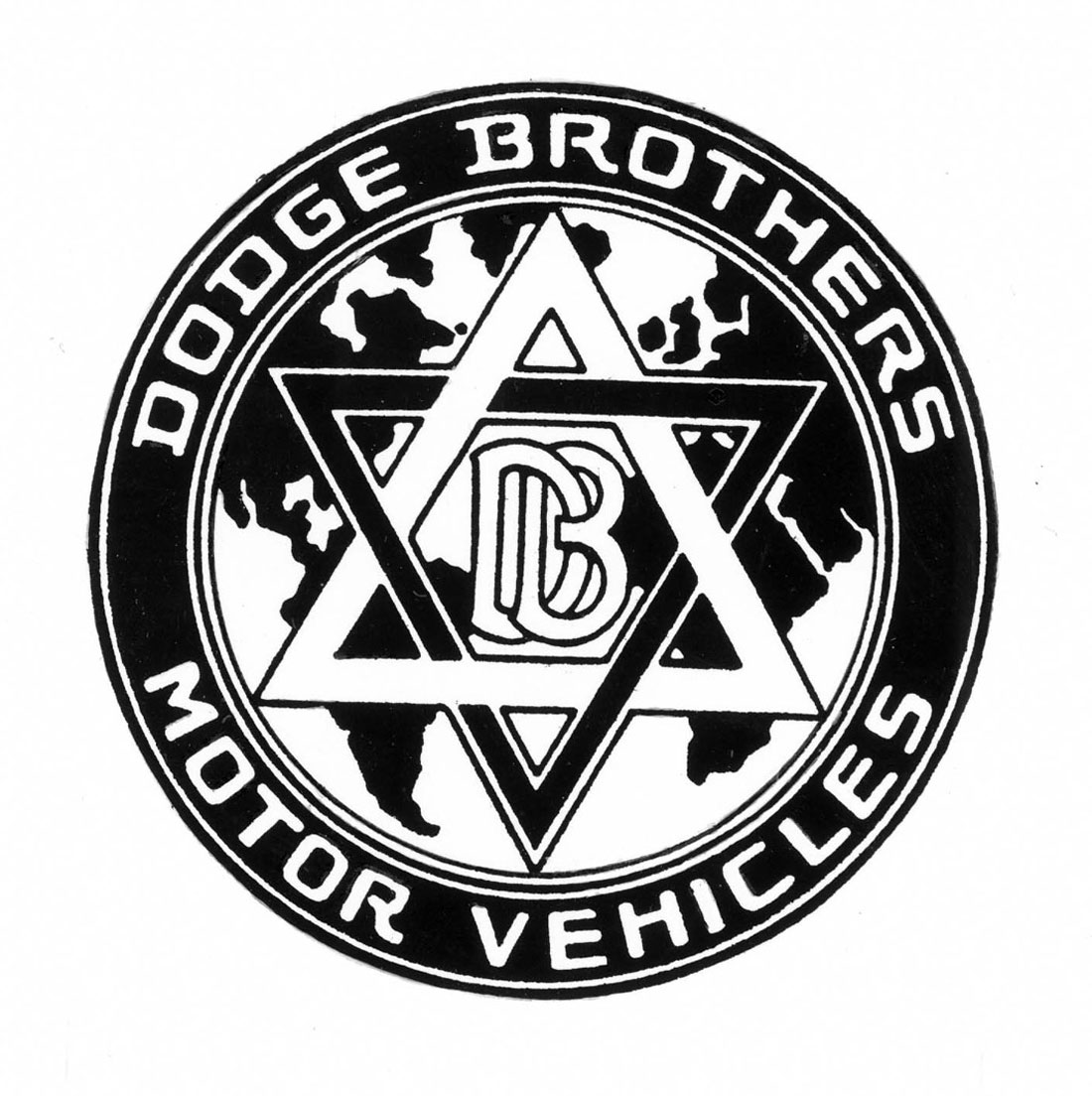 The Dodge Star And Jewish History: Dodge Related Emblems