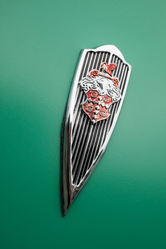 packard 110 touring sedan trunk emblem 41 2500w