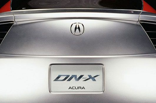 acura dn x rear1