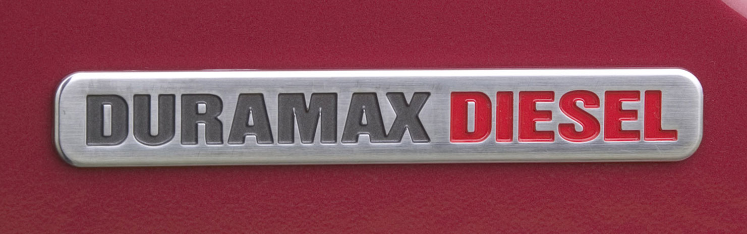 Vortec Max Emblems Contact Chevrolet Silverado Hd News And - Chevy duramax diesel decals