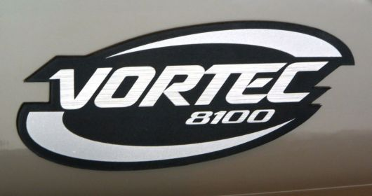 vortec 8100 decal hummer h1 02