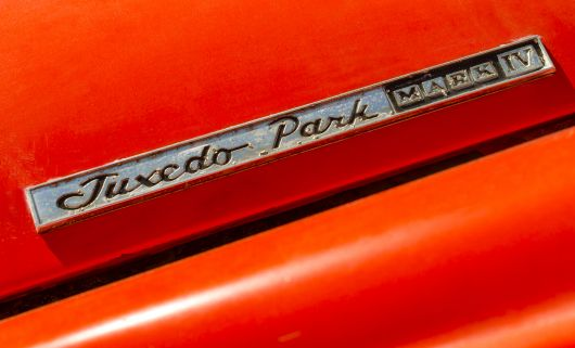 jeep tuxedo park mark iv emblem flickr r gust smith 64