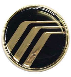 mercury related emblems cartype