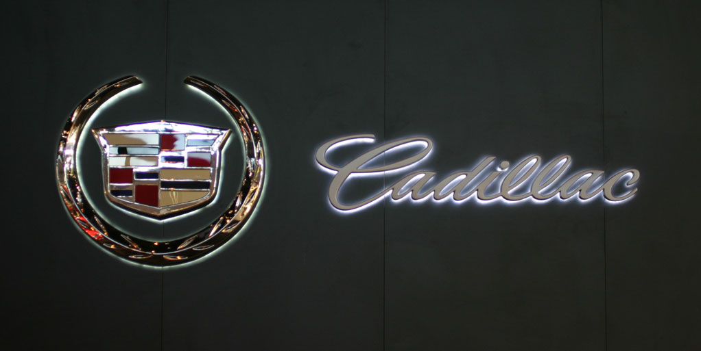 Cadillac Related Emblems Cartype