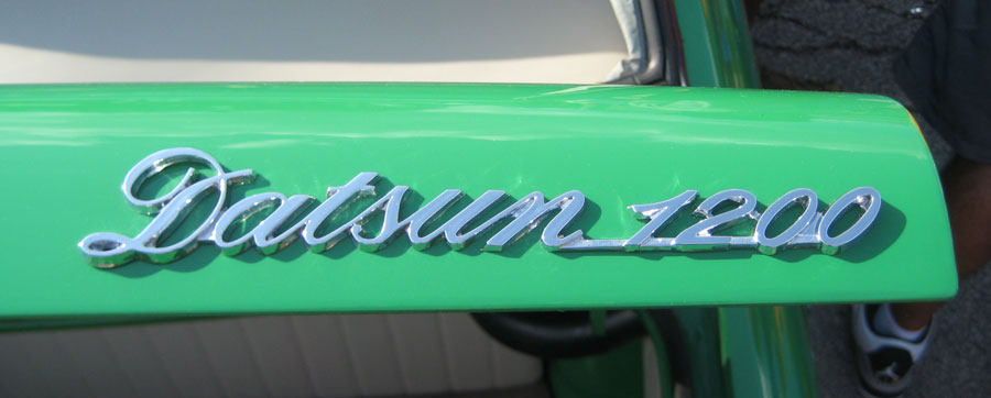 datsun related emblems cartype