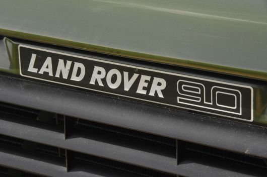 land rover defender 90 emblem 88