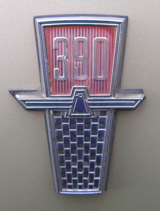 390 ford galaxie