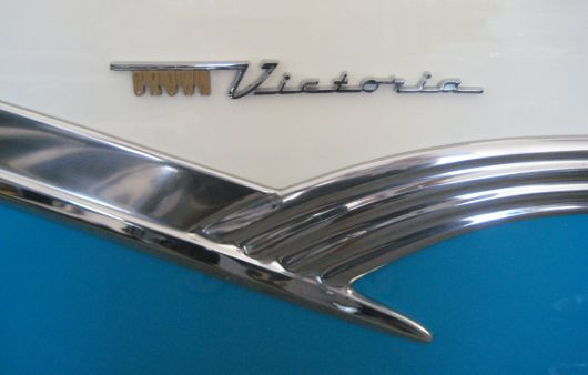 crown victoria emblem ford s 56
