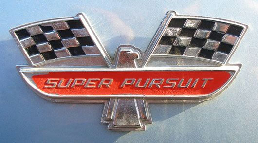 ford super pursuit