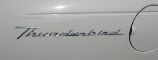 ford thunerbird type emblem 02