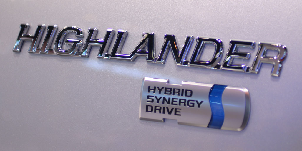 Toyota Highglander Hydrid on 2012 Toyota Highlander V6 Engine