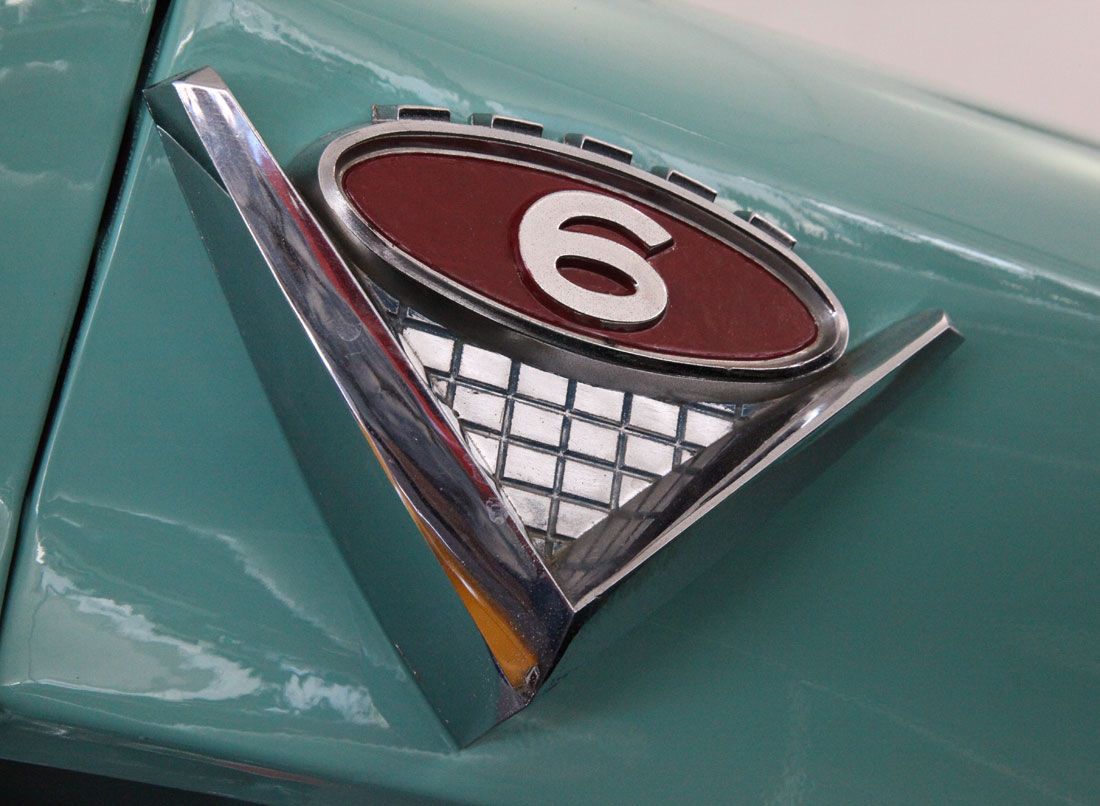 V emblems cartype 6 gmc stepside pickup v6 emblem 66 biocorpaavc