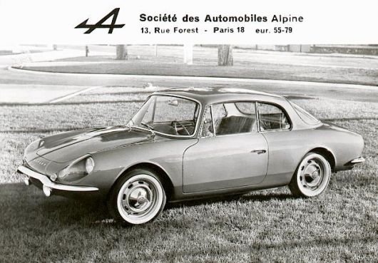 alpine gt4 catalog cover 65