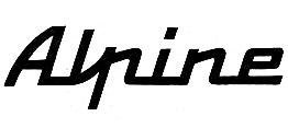 alpine logotype 1
