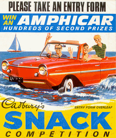 amphicar sweepstakes