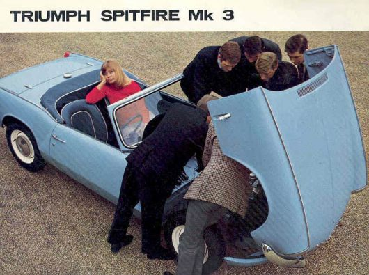 triumph spitfire mark3 brochure 67