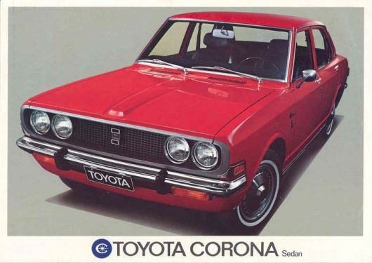 toyota sedan brochure 72