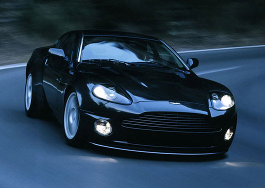 It Rose To Fame After Being Featured As The Official James Bond Car In Die  Another Day, ...